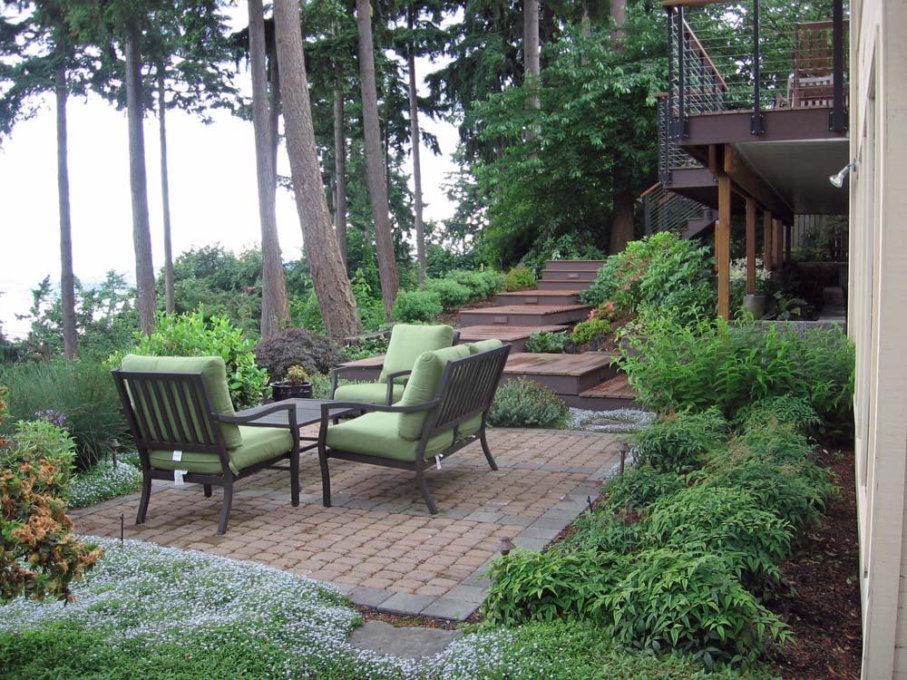 Susie landscape designs llc landscaping magnolia for Garden design llc