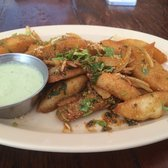 The Chennai Club - Bombay dust fried idly - San Mateo, CA, United States
