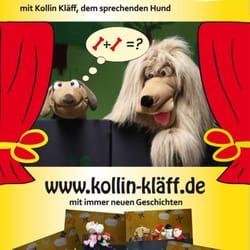 das lustige Puppentheater aus Köln