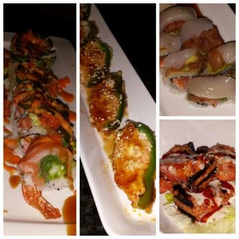 Sushi Cafe Land Park Menu