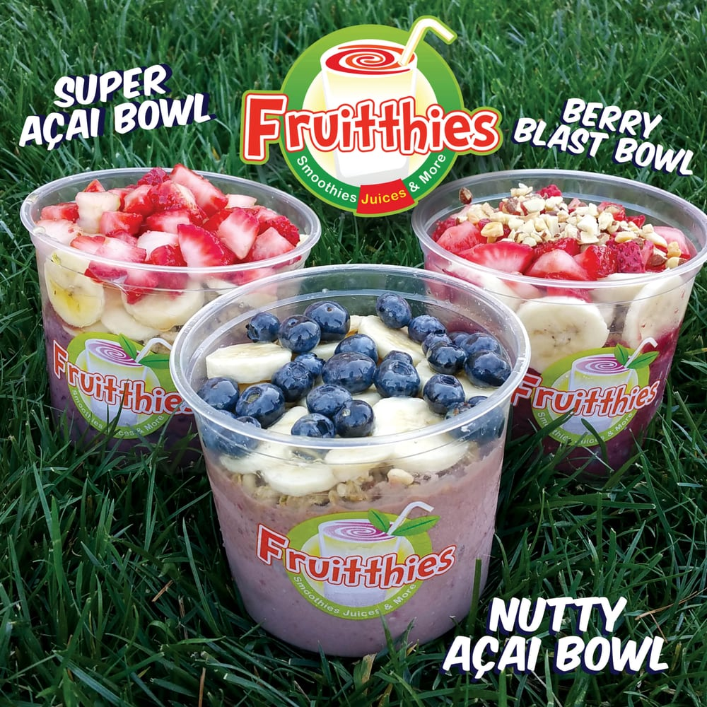 6 Delicious Acai Bowls to Start Your Day Right