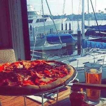 pizza nova 143 photos pizza newport beach ca. Black Bedroom Furniture Sets. Home Design Ideas