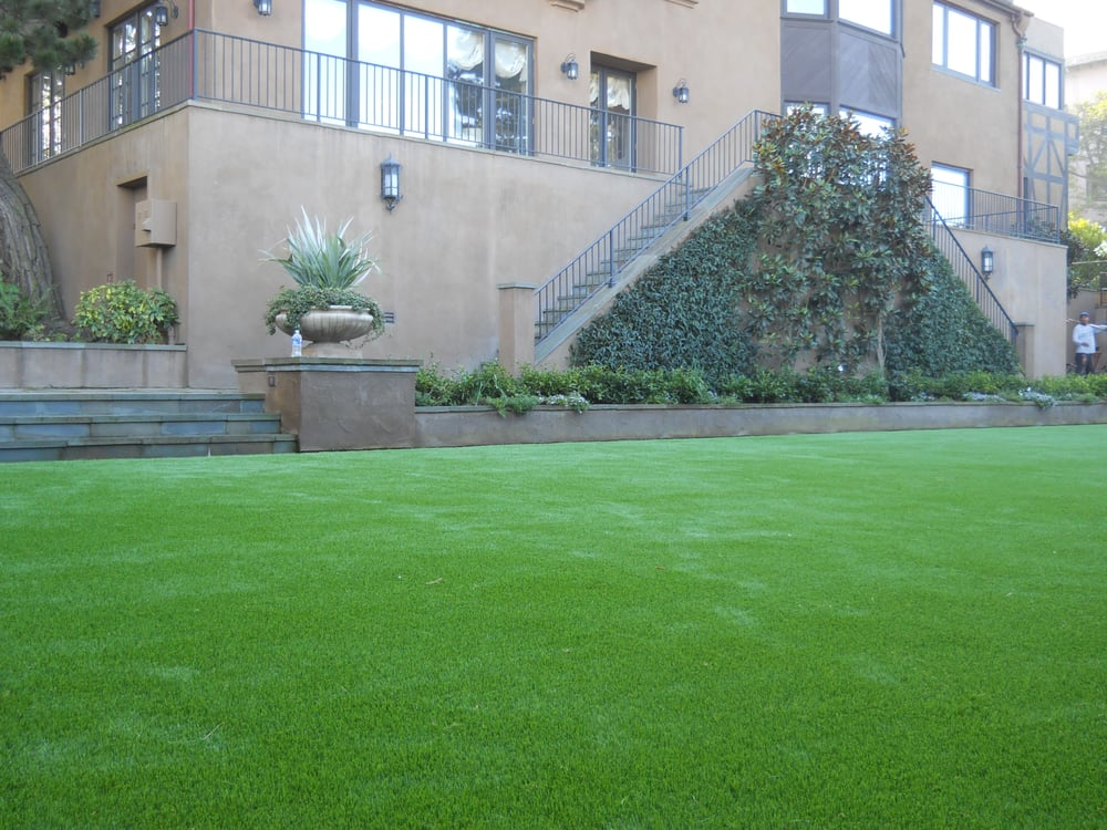 Artificial Grass For Backyard Reviews : Grass Solutions  Tracy, CA, United States Synthetic grass backyard