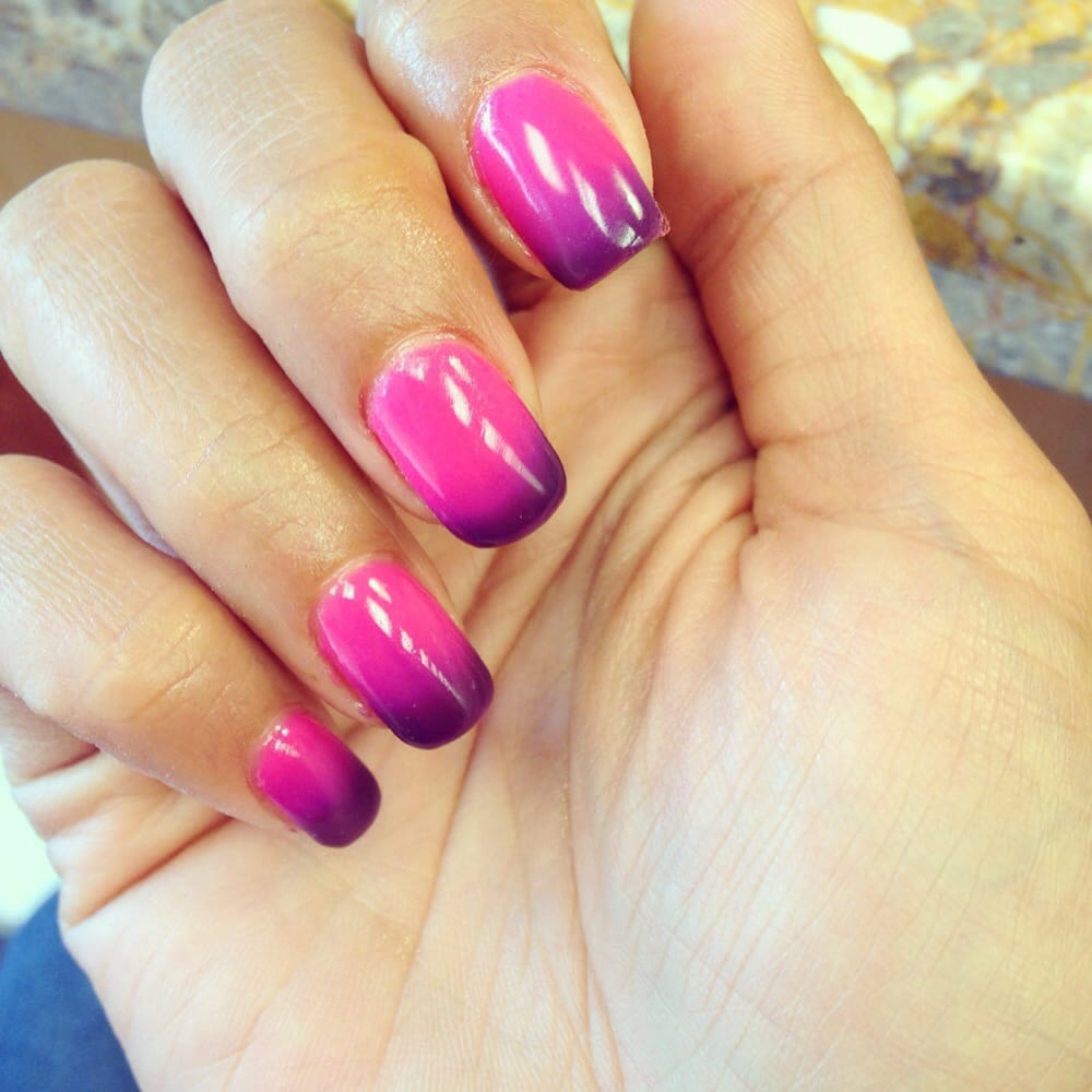 Magic nails ~ Beautify themselves with sweet nails