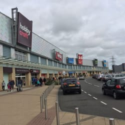 Glasgow Fort Shopping Park, Glasgow