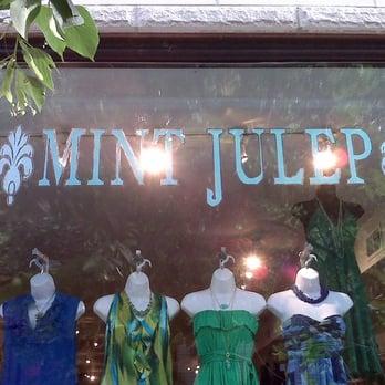 Boston's Top Shops: Mint Julep, Cambridge - Lux & Concord - A