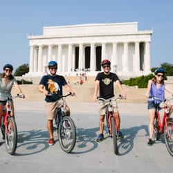 City Bikes In Dc Capital City Bike Tours