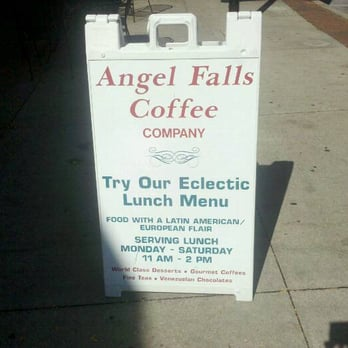 Angel Falls Coffee Akron