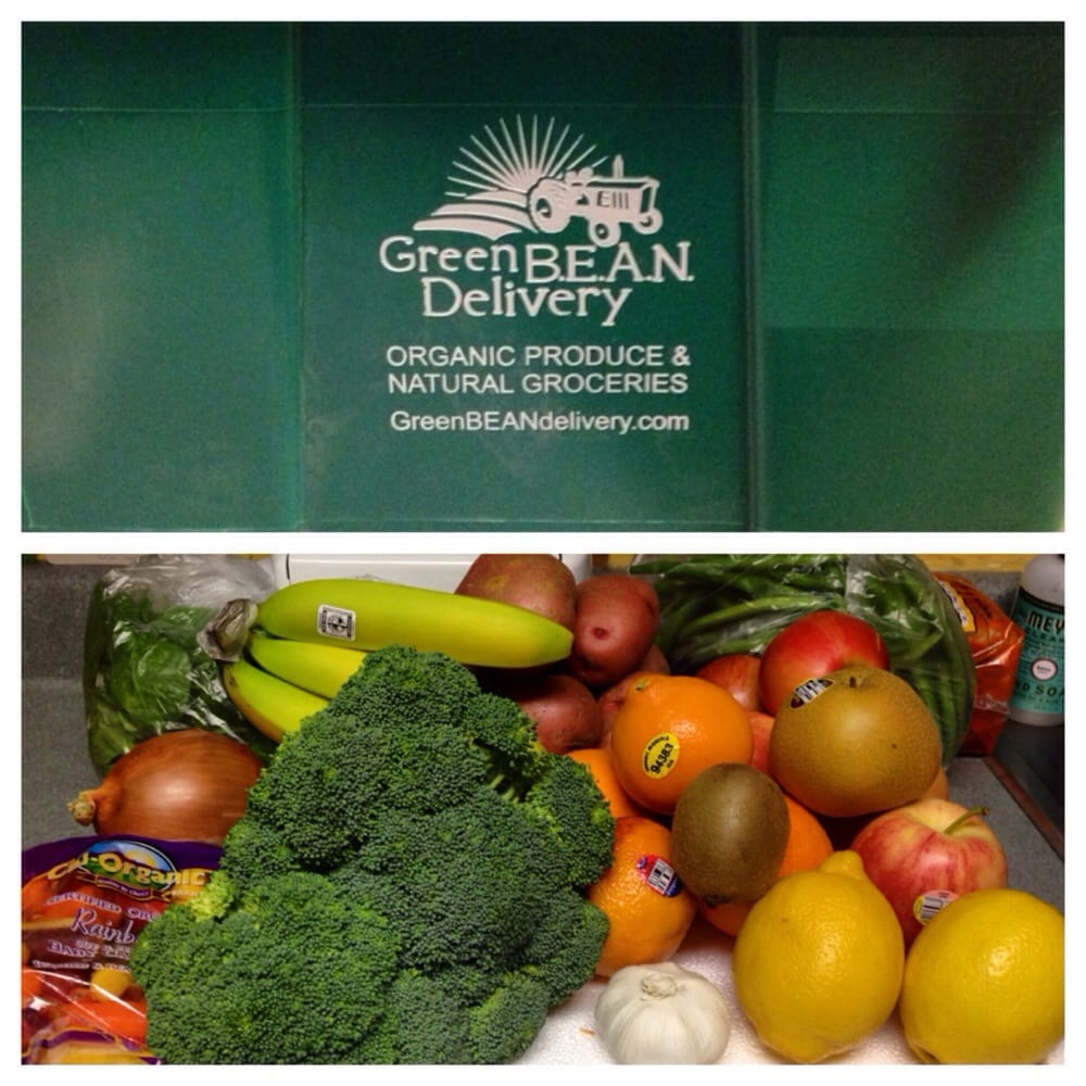 Green BEAN Delivery - Organic Stores - Nashville, TN ...
