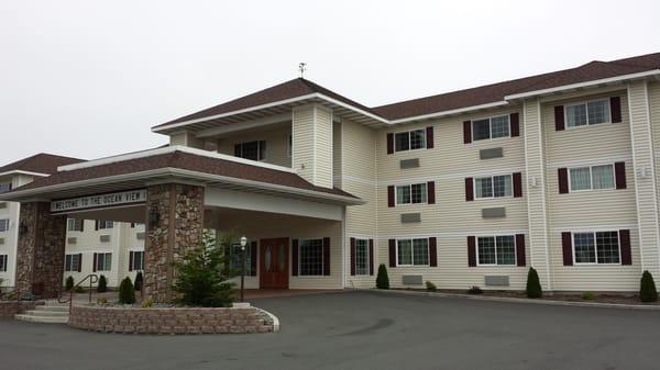 ocean view inn 27 photos hotels crescent city ca. Black Bedroom Furniture Sets. Home Design Ideas