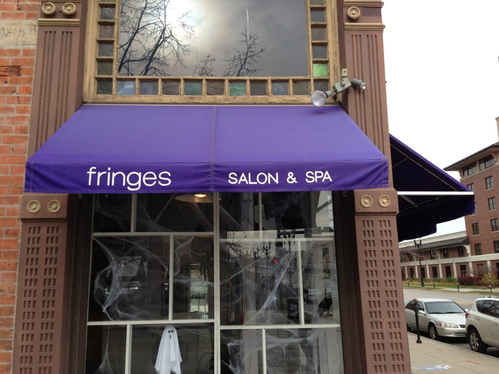 Fringes salon spa closed hairdressers 518 s 10th for 10th street salon