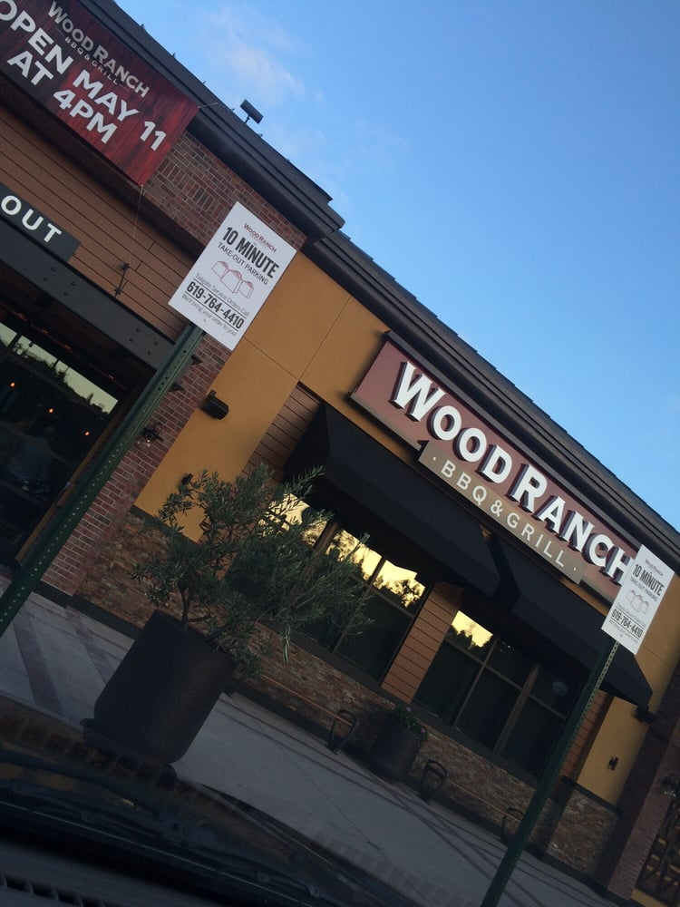 Wood ranch bbq grill steakhouses mission valley for O kitchen mission valley