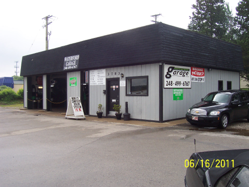 waterford garage auto repair waterford township mi