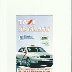 Radio-Taxi 24 Horas, Villanueva del Pardillo, Madrid