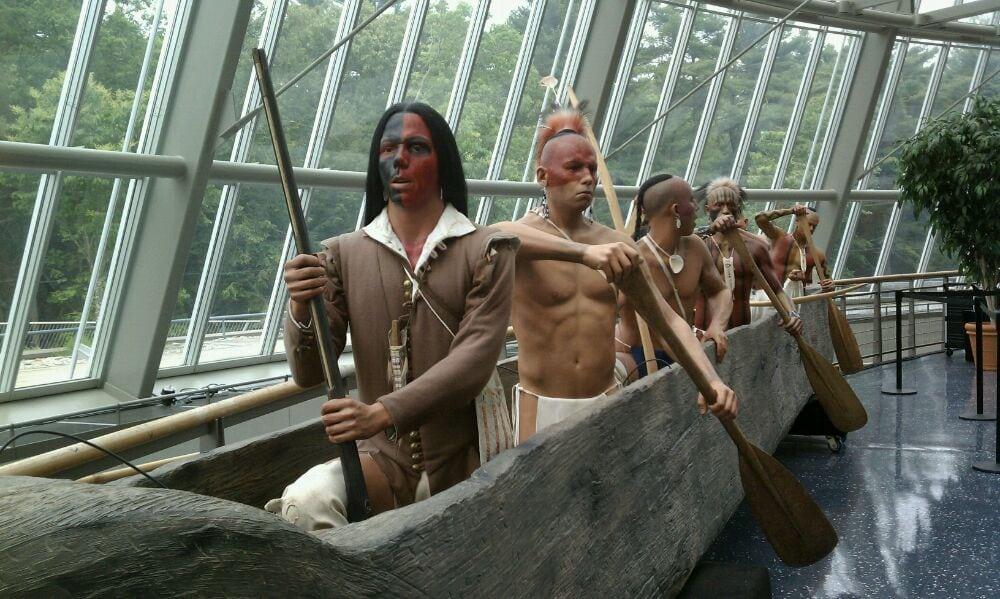 Mashantucket Pequot Museum Mashantucket Pequot Museum Mashantucket ct United States