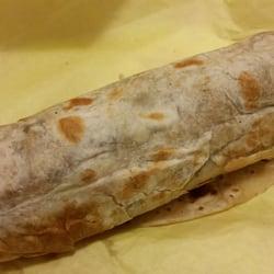 Beto's - Carnita burrito (carnita, guacamole, and pico de gallo wrapped in a flour tortilla) $4.50 - Salt Lake City, UT, Vereinigte Staaten
