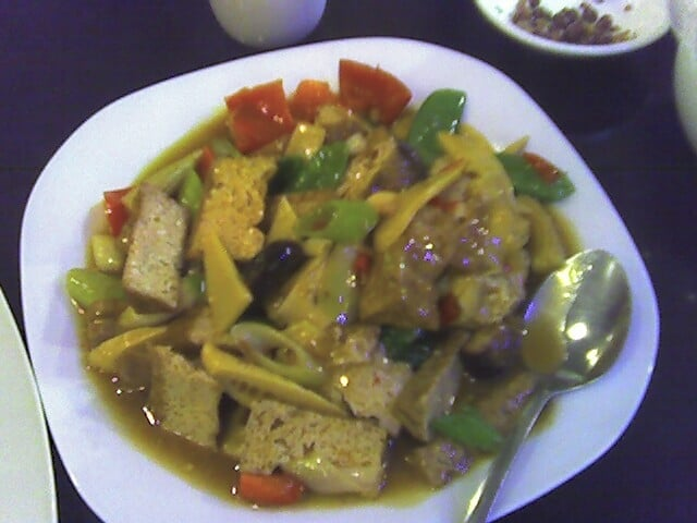 Stinky Tofu Chicago Stinky Tofu And Vegetables