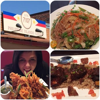 Bistro 7107 crystal city arlington va yelp for 7107 flavours philippine cuisine