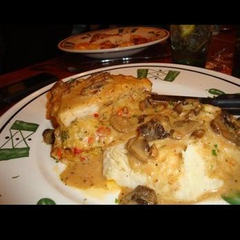 Olive Garden Italian Restaurant Tulsa Ok