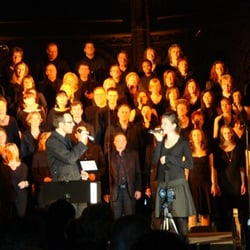modern gospel choir, Berlin, Germany