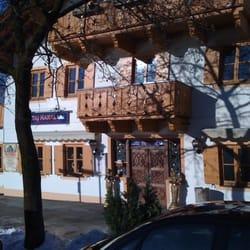 Taj Mahal-Indischrestaurant, Garmisch-Partenkirchen, Bayern
