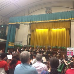 Thames Schools concert - York Hall main…
