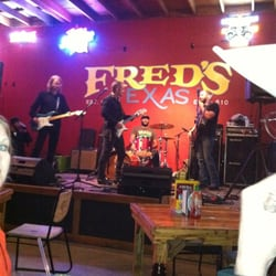 Fred S Texas Cafe Fort Worth Texas