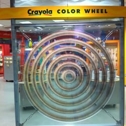 Crayola store art supplies central business district for Craft stores in kansas city