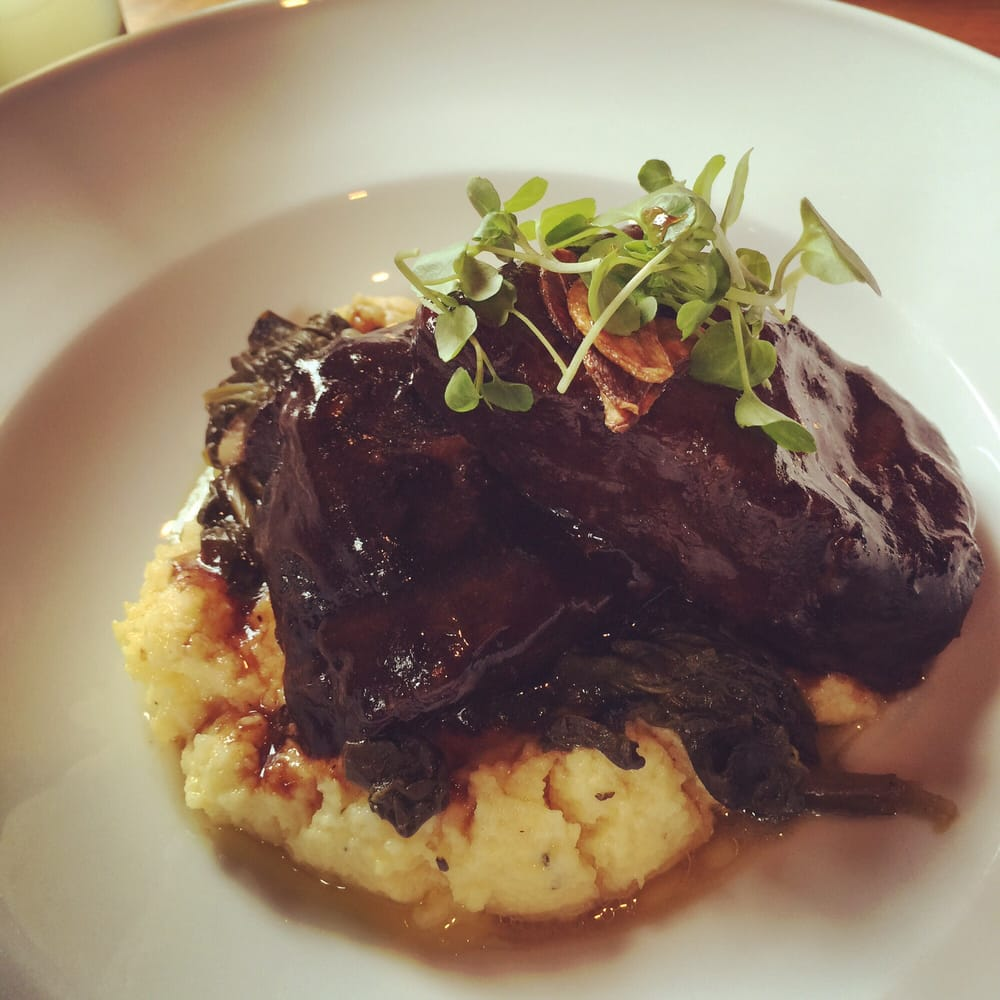 ... slow cooked mustard short with me and short ribs i slow cooked short