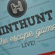 Hint Hunt, London