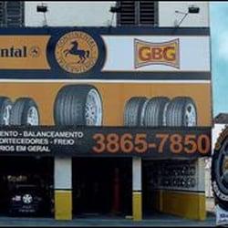 Gbg Pneus, Rio de Janeiro - RJ