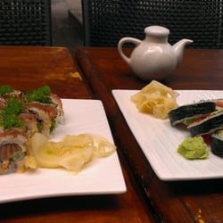 Crunchy Tuna Roll and Chef's Special…