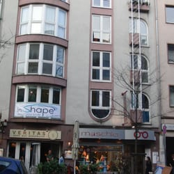InShape, Frankfurt am Main, Hessen