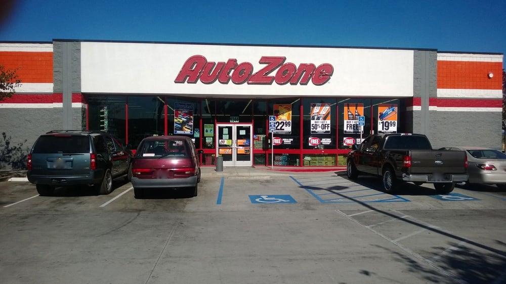 Autozone - Auto Parts & Supplies - San Diego, CA - Yelp