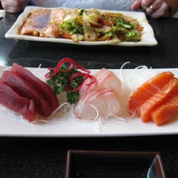 Nikko Sushi And Hibachi - Sashimi appetizer - Reston, VA, Vereinigte Staaten