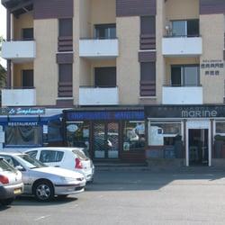 Pizza Marine, Capbreton, Landes