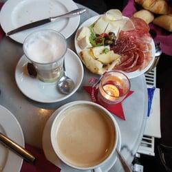 Mundlandung - Römisches Frühstück