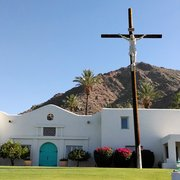 Mount Claret Center - The admin building. - Phoenix, AZ, Vereinigte Staaten