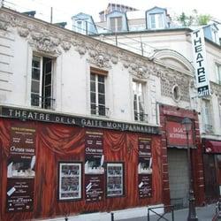 Théâtre de la Gaîté Montparnasse, Paris