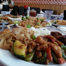 Asiatisches Gartenrestaurant San Jose