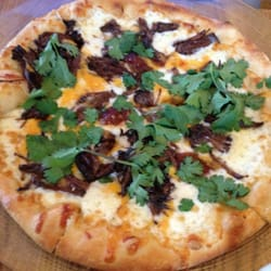 Bistro on the Brandywine - Short Rib Pizza - Chadds Ford, PA, Vereinigte Staaten
