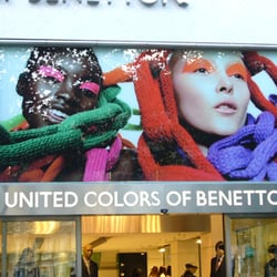 Benetton, Paris