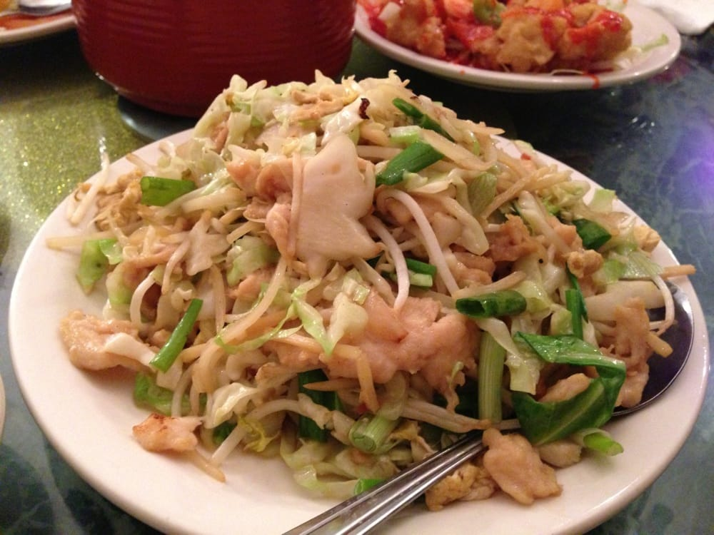 Szechuan 99 - Lynnwood, WA, United States. Moo Shu Chicken