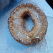 Ken's Donuts - Sour Cream Old Fashioned - Austin, TX, Vereinigte Staaten