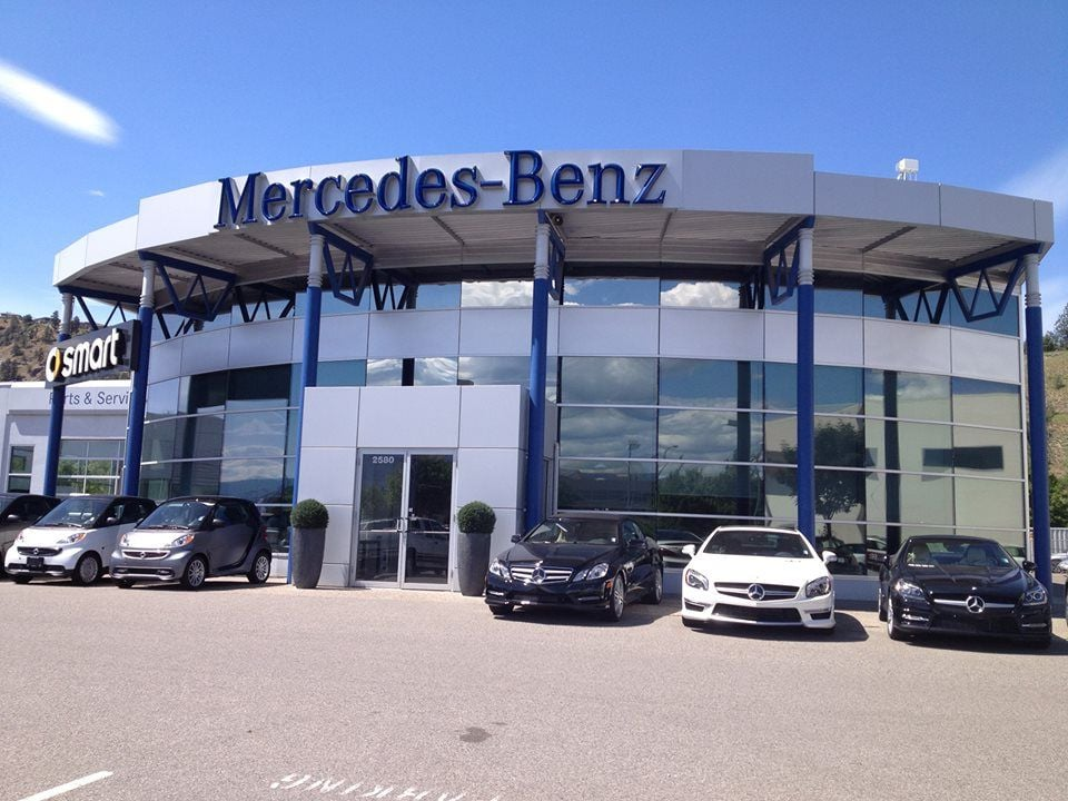 Kelowna mercedes benz car dealers kelowna bc for Mercedes benz dealers in florida