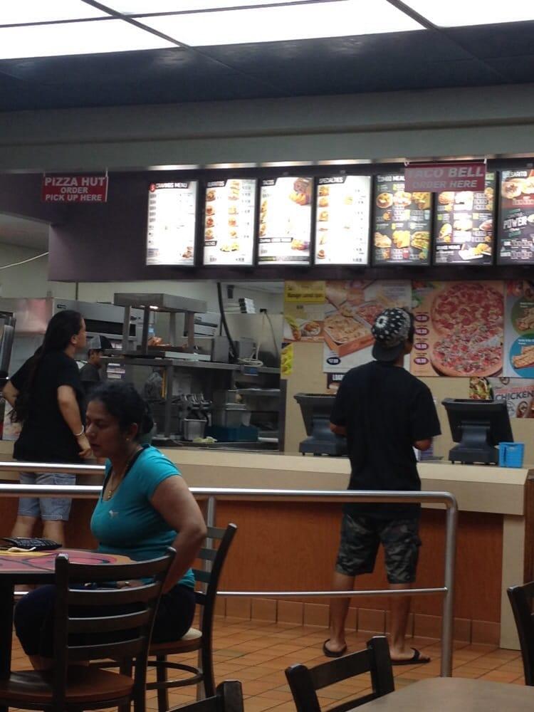 Taco Bell Mexikanisches Restaurant Kapaa Hi