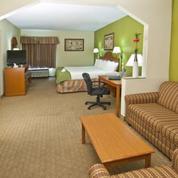BEST WESTERN PLUS Blue Angel Inn - King Suite - Pensacola, FL, Vereinigte Staaten