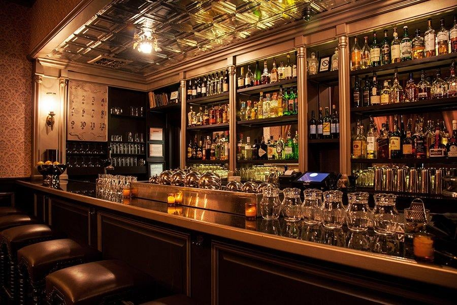 Raines Law Room Speakeasy Bar