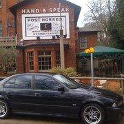 The Hand & Spear, Weybridge, Surrey
