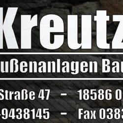 Kreutz Außenanlagen Bau Insel Rügen, Ostseebad Sellin, Mecklenburg-Vorpommern, Germany